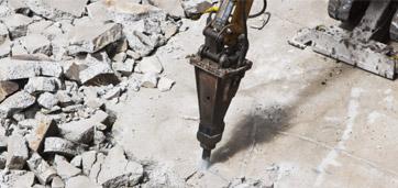 Concrete Demolition Services NYC