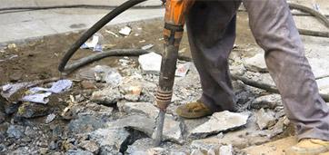 Driveway Demolition Services NYC