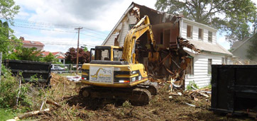 Exterior Demolition Services Suffolk