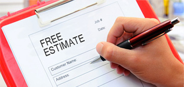 Price Match Guarantee and Free Estimates