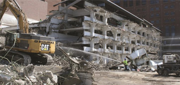 Garage Demolition & Rip Out Services NYC