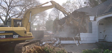 Basic Residential & Commercial Demolition Services Suffolk