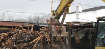 Demolition Services Suffolk NYC
