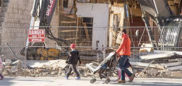 Walkway Demolition Services NYC
